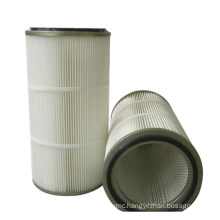 Custom Air Filter Cartridge Used in Dust Collectors in Wood Working Industry